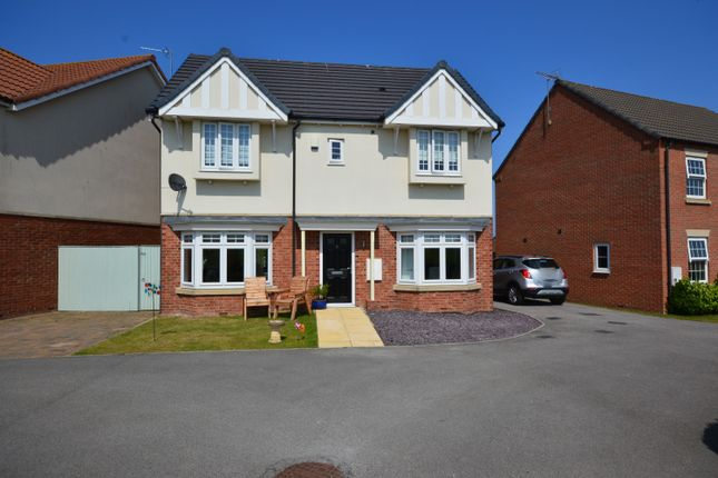Thumbnail Detached house for sale in Mill Meadows Lane, Filey