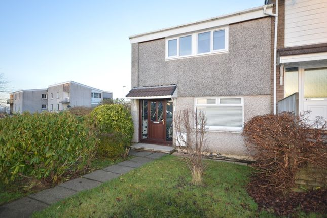 3 bed end terrace house to rent in Lyttleton, East Kilbride, Glasgow G75