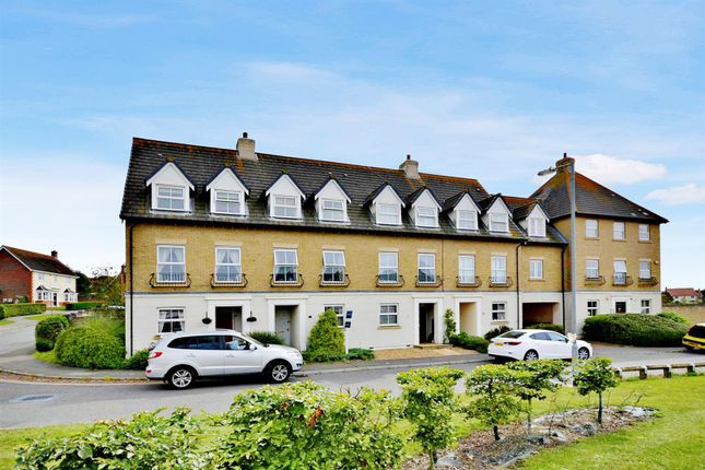 Thumbnail Town house for sale in Robin Crescent, Stanway, Colchester