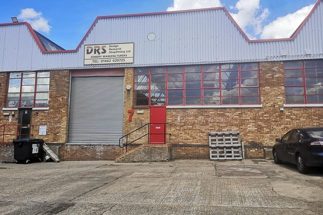 Thumbnail Warehouse to let in Wilbury Way, Hitchin