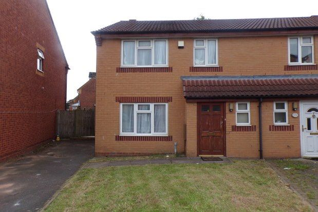 Thumbnail Property to rent in Newbank Grove, Birmingham