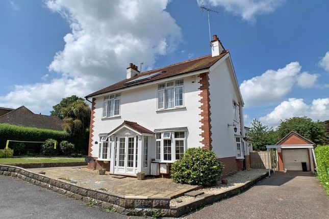 Thumbnail Detached house for sale in Lennox Avenue, Sidmouth