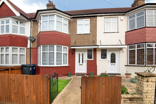 3 bed terraced house for sale in Court Way, London W3