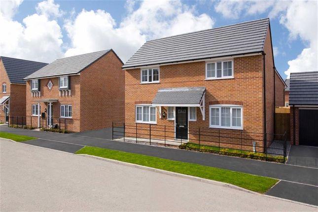 Thumbnail Detached house for sale in Kepple Lane, Garstang, Preston