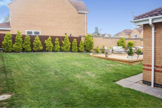Rear Garden of Little Greeve Way, Wootton Fields, Northampton NN4
