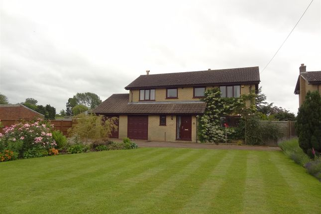 Thumbnail Detached house for sale in School Lane, Silk Willoughby, Sleaford
