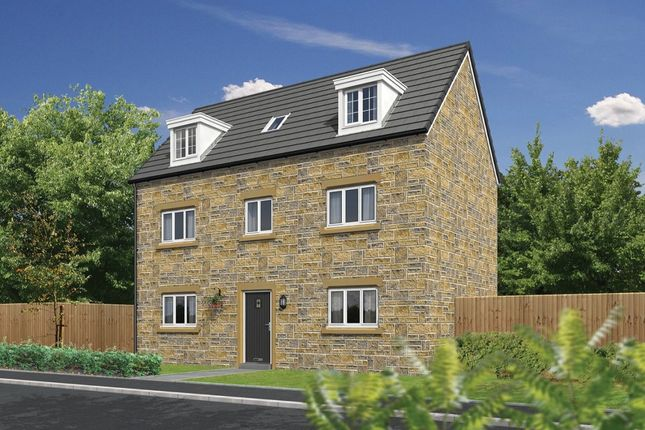 4 bedroom detached house for sale in The Wordsworth Forge Manor Belgrade Avenue, Chinley, High Peak