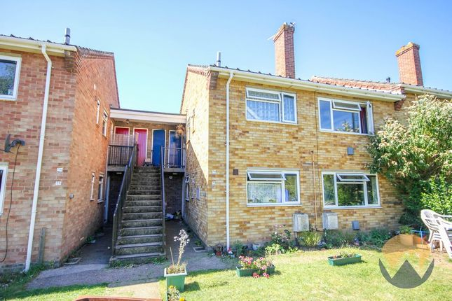 Thumbnail Flat for sale in Bancroft Close, Stoke Holy Cross