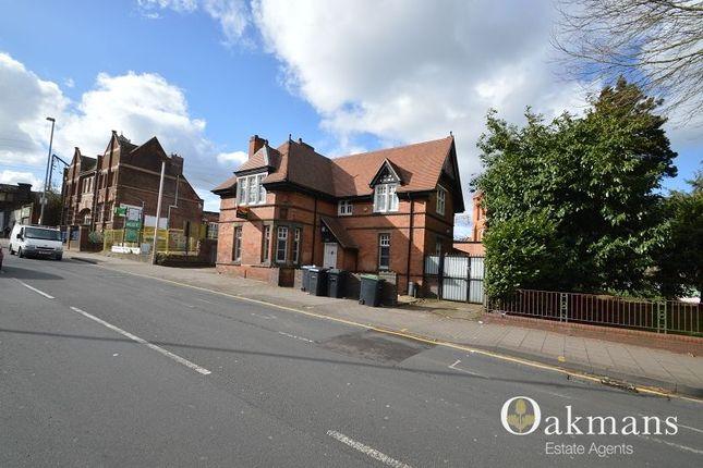 Thumbnail Property for sale in Harrow Road, Birmingham, West Midlands.