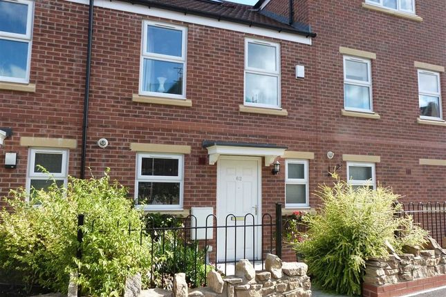 Thumbnail Terraced house to rent in Church Drive, Shirebrook, Mansfield, Nottinghamshire