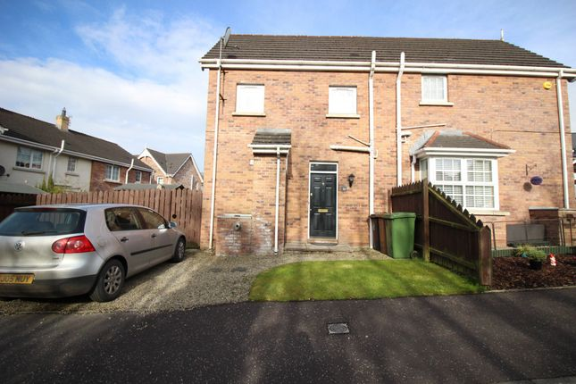 Thumbnail Town house for sale in Whitethorn Lane, Dromore