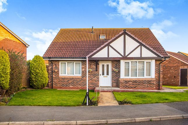 Thumbnail Detached house for sale in Croft Way, Belford