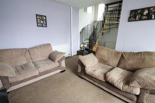 Thumbnail Semi-detached house for sale in Houstoun Gardens, Uphall, Broxburn