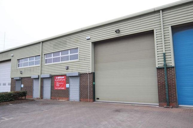 Thumbnail Light industrial to let in Unit 4 Cobham Centre, Swindon