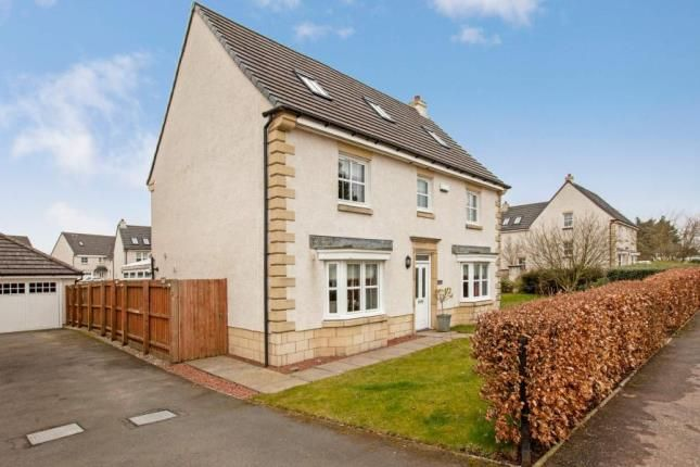 Thumbnail Detached house for sale in East Nerston Grove, East Kilbride, Glasgow, South Lanarkshire
