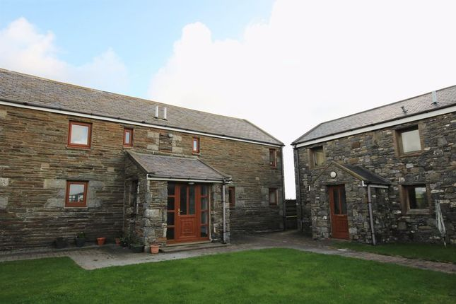 Thumbnail Semi-detached house to rent in 2 Strandhall, Shore Road, Rushen