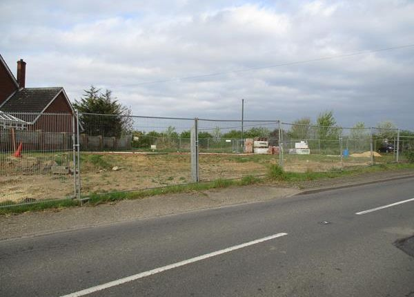 Land for sale in Beccles Road, Hales, Beccles