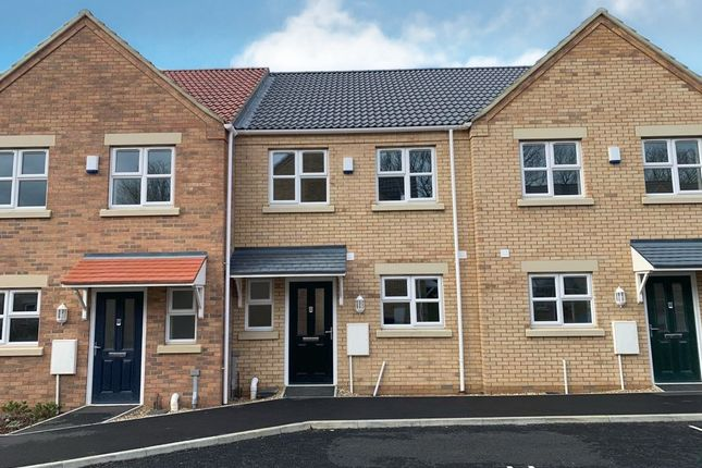 Thumbnail Terraced house for sale in Lerowe Road, Wisbech