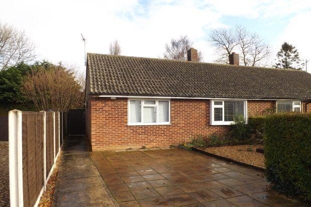 Thumbnail Bungalow to rent in Sheralds Croft Lane, Thriplow, Royston