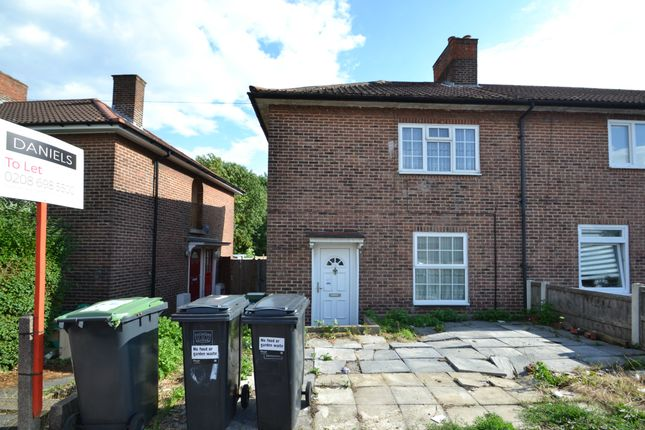3 bed terraced house to rent in Launcelot Road, Bromley, Kent BR1