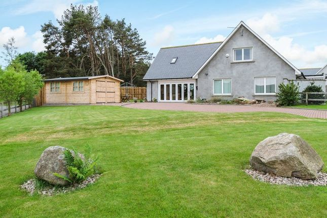 Thumbnail Detached house for sale in Parkhouse Close, Tarland, Aboyne