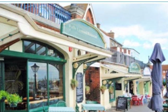 Thumbnail Restaurant/cafe to let in Westcliff Arcade, Ramsgate