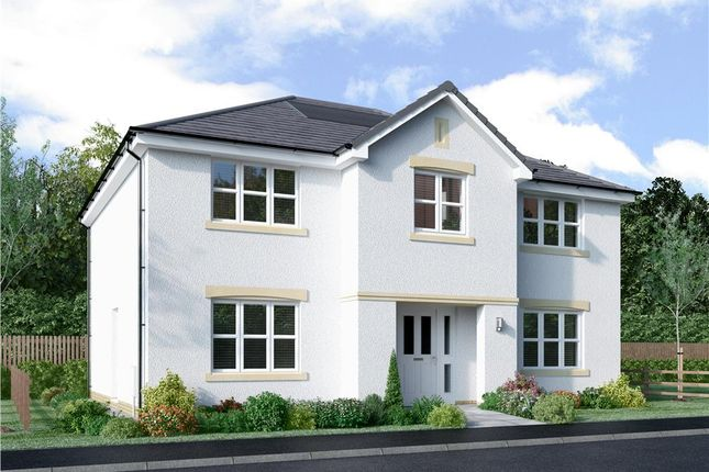 """Thumbnail Detached house for sale in """"Hopkirk"""" at Murieston Road, Murieston, Livingston"""