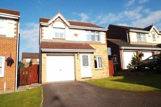 Thumbnail Detached house for sale in Joyce Grove, Peterlee