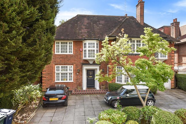 Thumbnail Property for sale in Hocroft Avenue, London