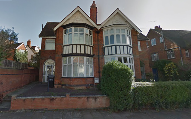 Thumbnail Terraced house to rent in 14 St. Philips Road, Leicester, Leicestershire