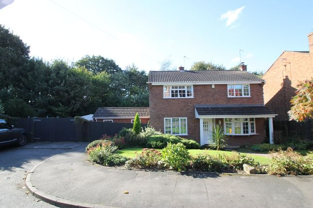 Thumbnail Detached house for sale in New Street, Baddesley Ensor, Atherstone