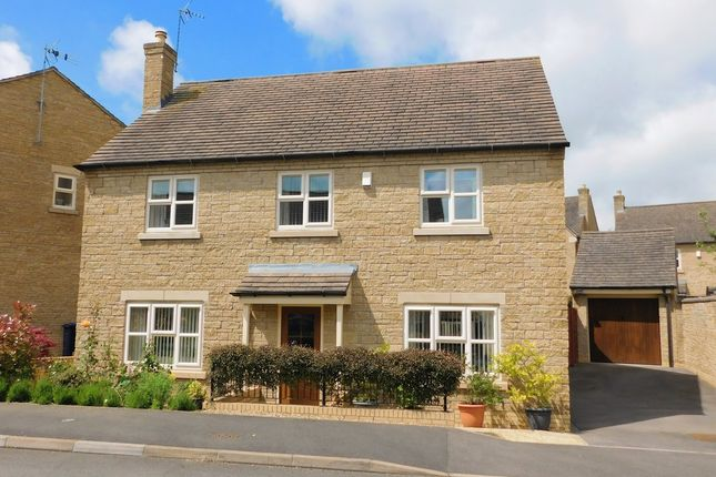 Thumbnail Detached house for sale in Chedworth Drive, Winchcombe, Cheltenham