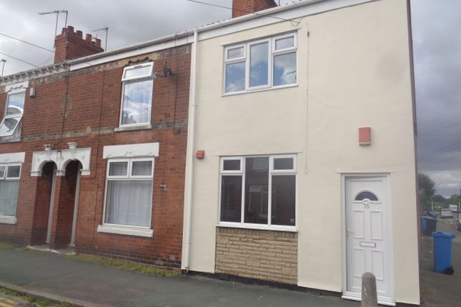 Thumbnail Terraced house for sale in Exmouth Street, Hull