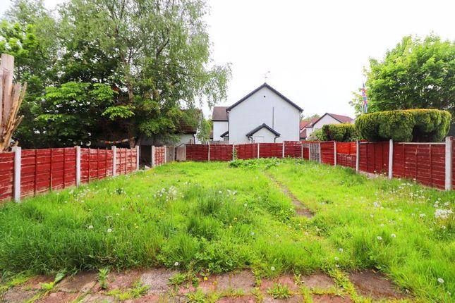 Rear Garden of Cypress Road, Winton, Eccles M30