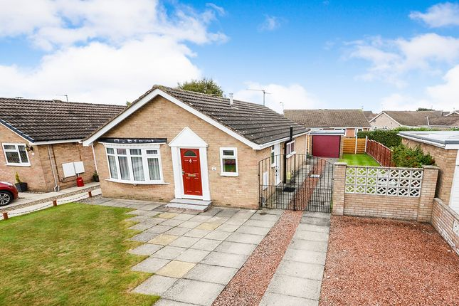Thumbnail Bungalow to rent in Wheatfield Lane, Haxby, York