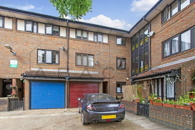 Thumbnail Terraced house to rent in Brassey Road, West Hampstead