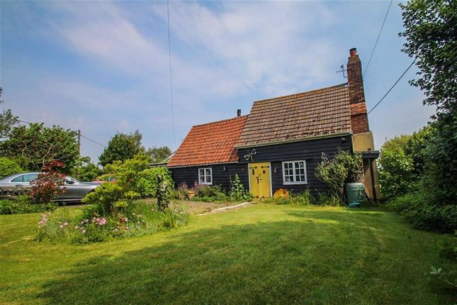 Thumbnail Detached house for sale in Harwich Road, Beaumont, Clacton-On-Sea