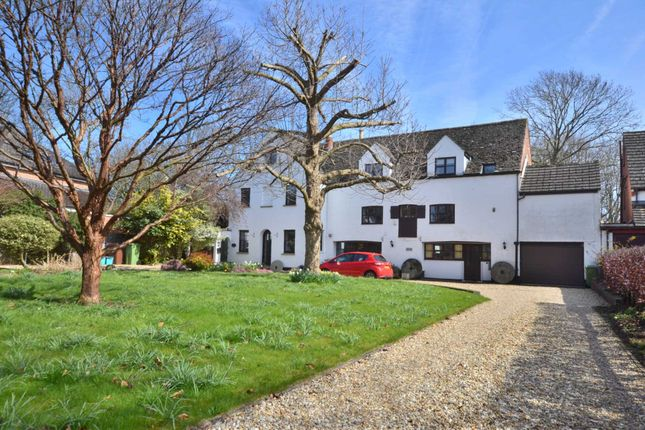 Thumbnail Semi-detached house for sale in Sandford Mill Road, Cheltenham