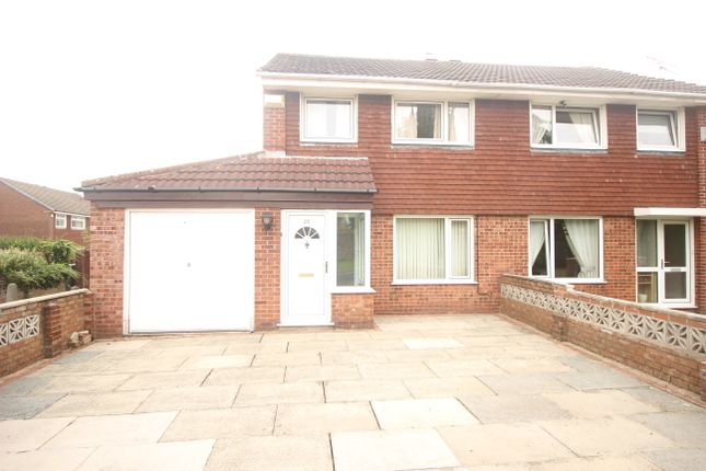 3 bed semi-detached house to rent in St Walburge Avenue, Ashton-On-Ribble, Preston PR2