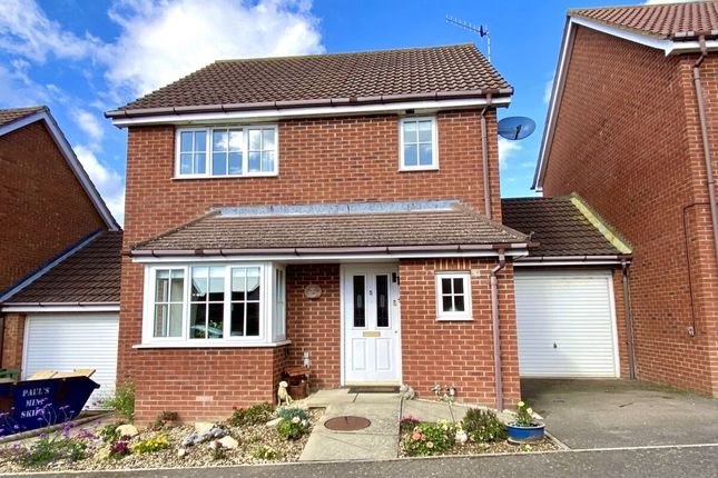 Thumbnail Detached house for sale in Pride View, Stone Cross, Pevensey