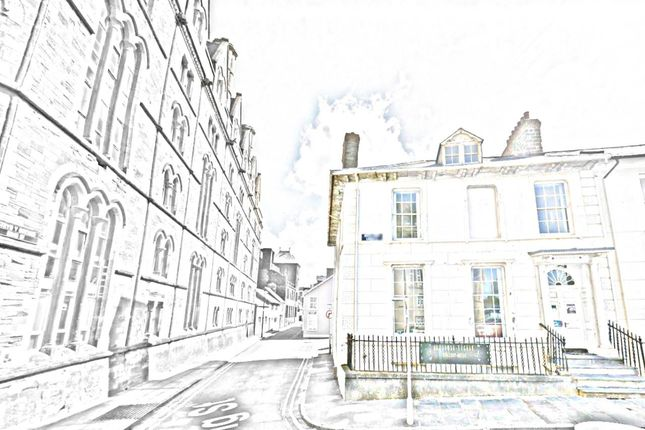 Thumbnail Flat for sale in 1 Laura Place, Aberystwyth
