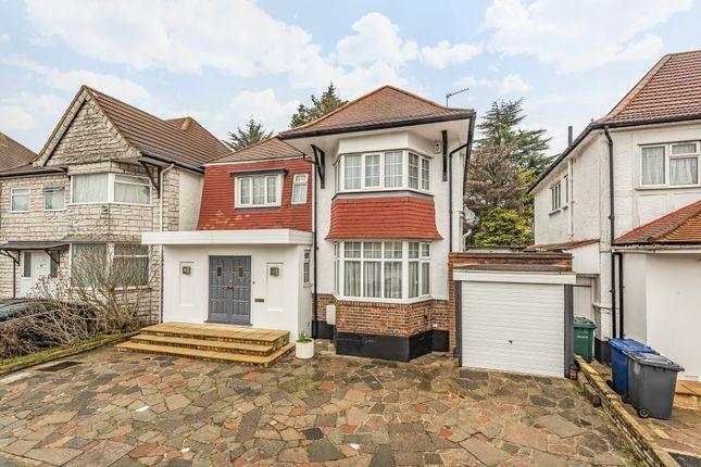 Thumbnail Detached house to rent in Alderton Crescent, Hendon Central