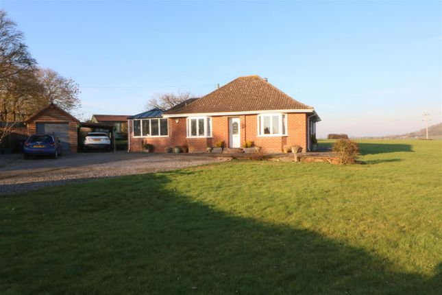Thumbnail Detached bungalow for sale in Highleadon, Newent