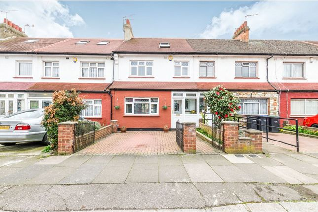 Thumbnail Terraced house for sale in Newton Way, London