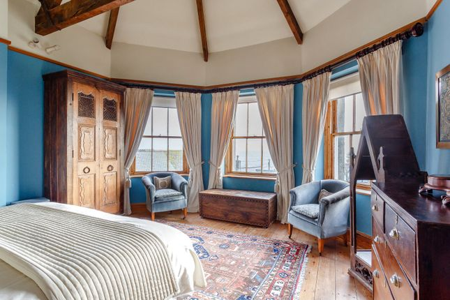 Master Bedroom of Fore Street, Marazion, Cornwall TR17