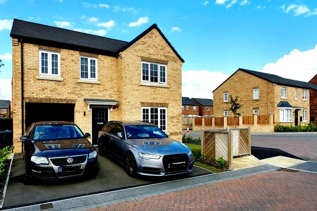 Detached house for sale in Heatherfields Crescent, New Rossington, Doncaster