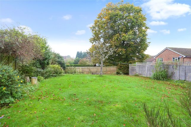 Thumbnail Detached bungalow for sale in Hawkshaw Close, Liphook, Hampshire