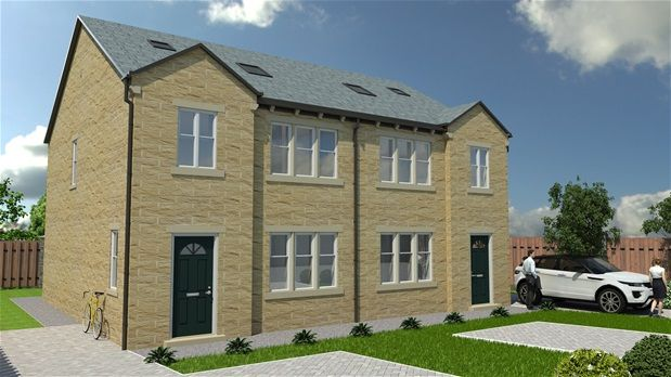 Thumbnail Semi-detached house for sale in Clarence Street, Colne