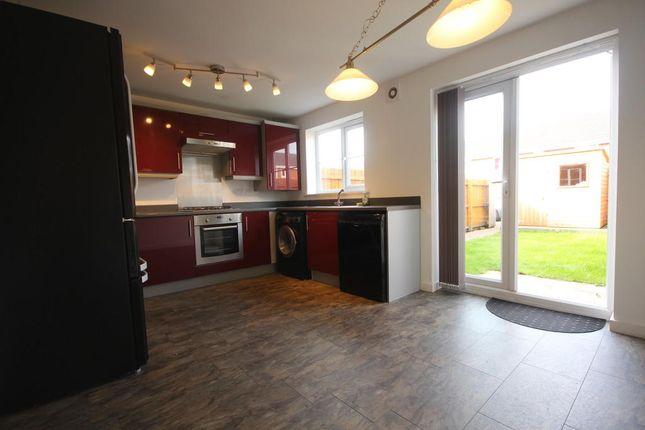 Thumbnail Semi-detached house to rent in Sunningdale Drive, Buckshaw Village, Chorley