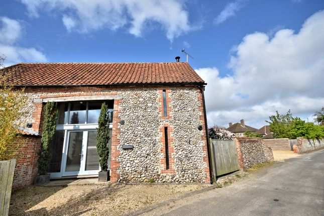 Thumbnail Barn conversion for sale in Joan Shorts Lane, Burnham Market, King's Lynn